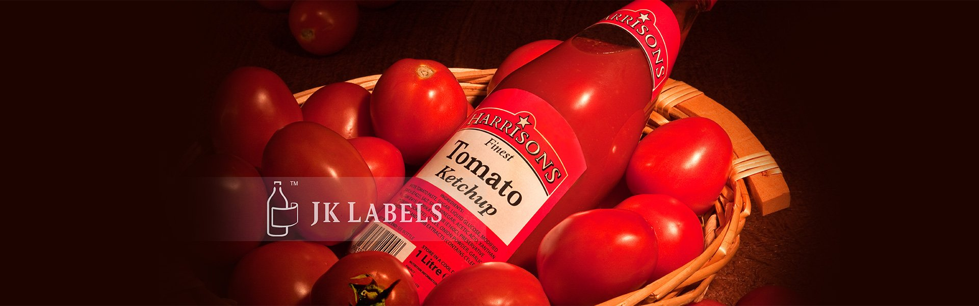Customized labels for food products