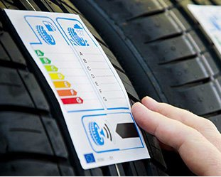 Labels for Tyres